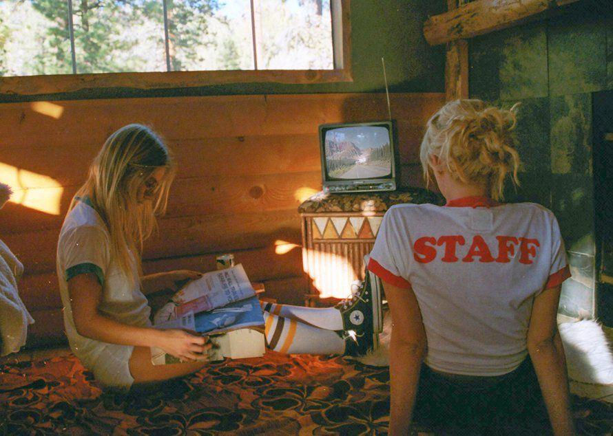 Camp Collection Nostalgic Summer Camp Holiday LookBook ...