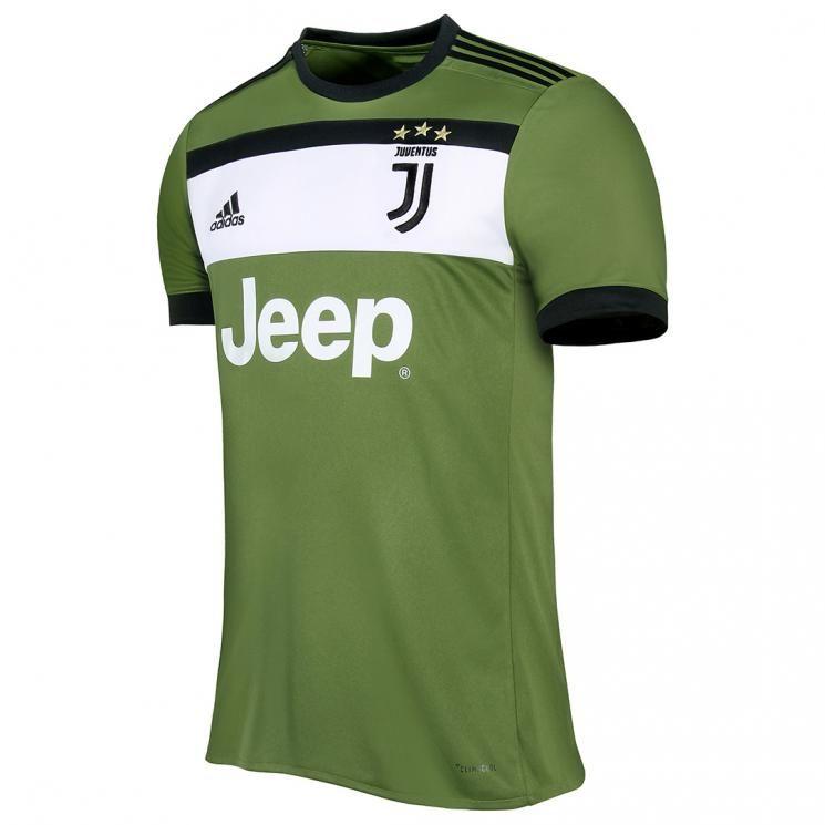 JUVENTUS MAGLIA GARA THIRD 2017/18 | Sports team apparel, Juventus ...