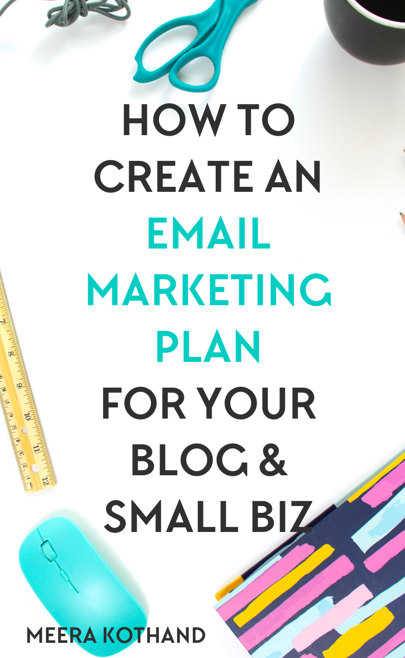 Wondering How To Create An Email Marketing Plan  Email Marketing