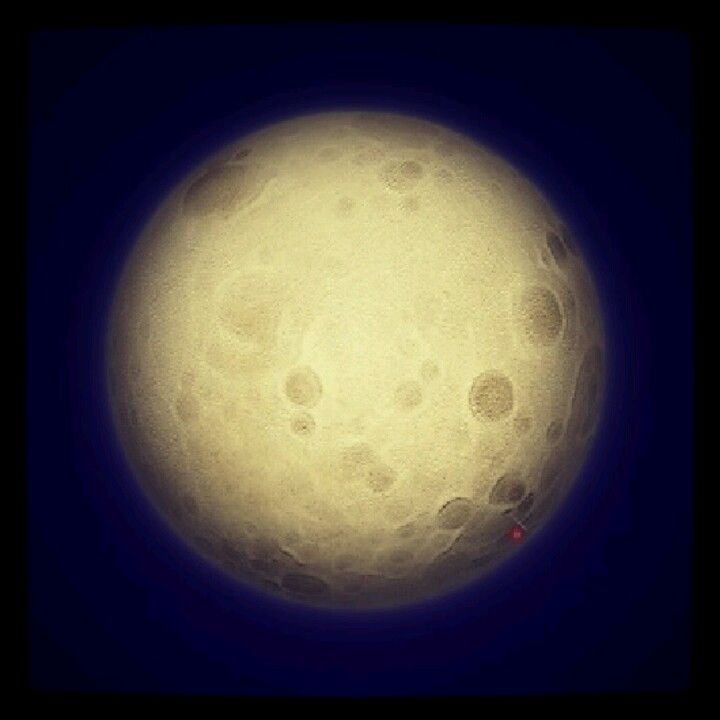 Amo la luna de #Path
