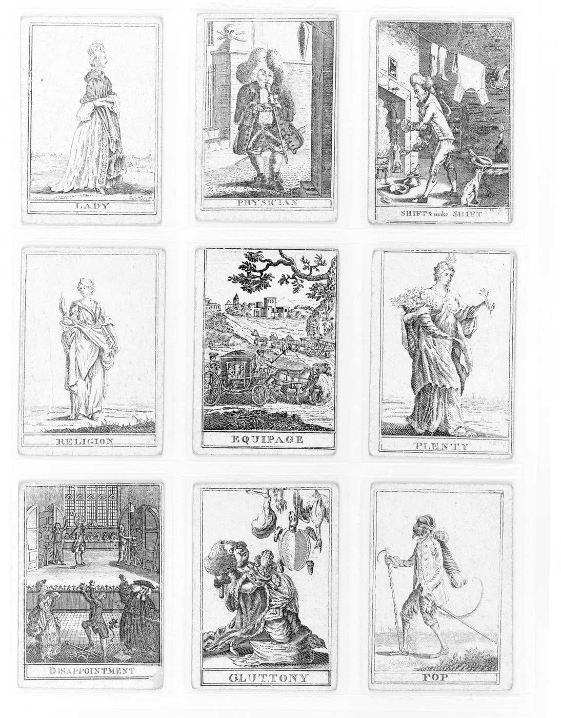 Printable Tarot Deck A Tarot Card Deck And Printable: Vintage Fortune Teller Tarot Cards There Is More To Find