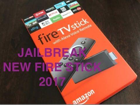 New 2017 Amazon Fire Stick Jailbreak Please Read Description Box For Update Youtube Amazon Fire Stick How To Jailbreak Firestick Fire Tv Stick