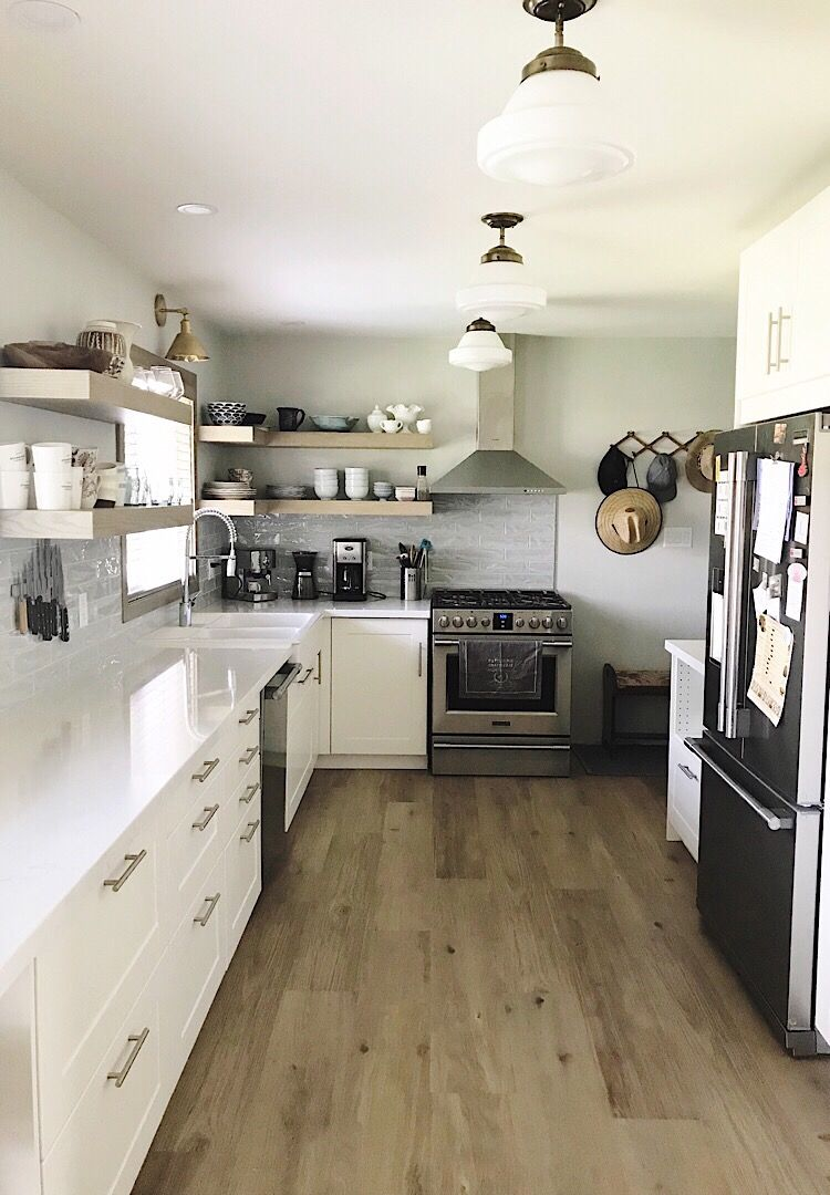 Best 1960S Kitchen Makeover With Grimslov Ikea Cabinets 640 x 480