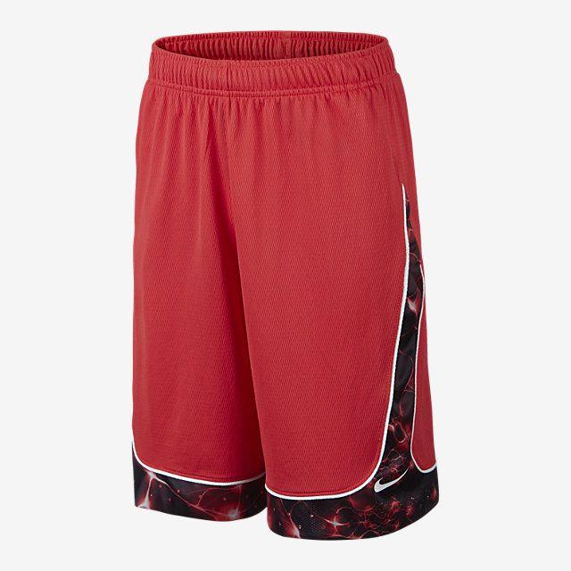 10f1c10765b5 LeBron Helix Elite Boys  Basketball Shorts. Nike Store