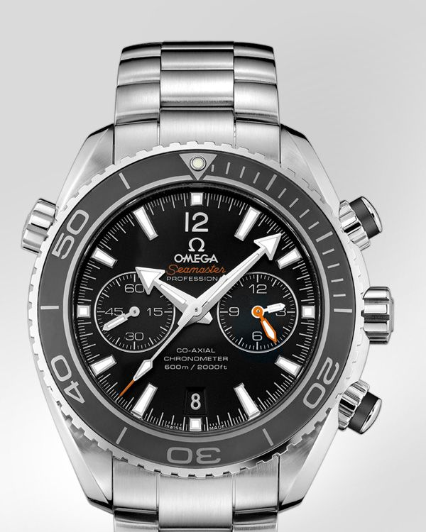 1b19d88881a Réplica de Relógio Omega Seamaster Planet Ocean 600M