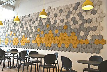 Acoustic Panels Tr 228 Ullit Dekor Stadsmissionens Skola In