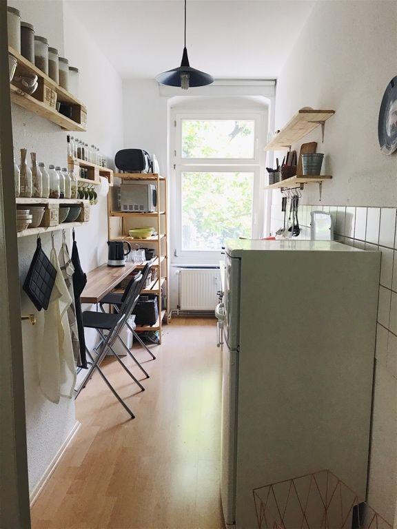 Eine coole und praktische Art für mehr Stauraum in der Küche! DIY ...