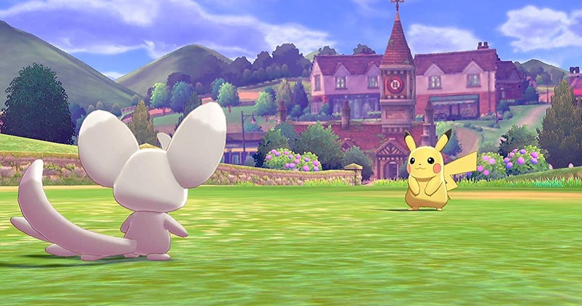 Nintendo Switch Pokemon Bundle Deals Are Finally Live On Amazon Pokemon New Pokemon Game Pokemon Rpg