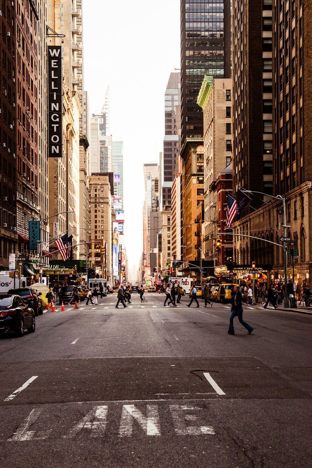 Eine Woche in New York - der Stadt die niemals sch