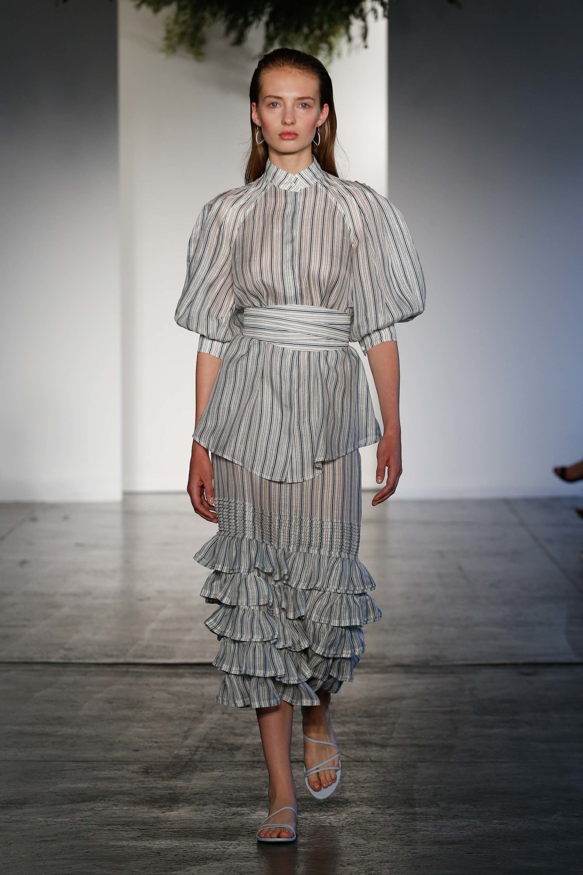Zimmermann resort fashion show resorts fashion and resort