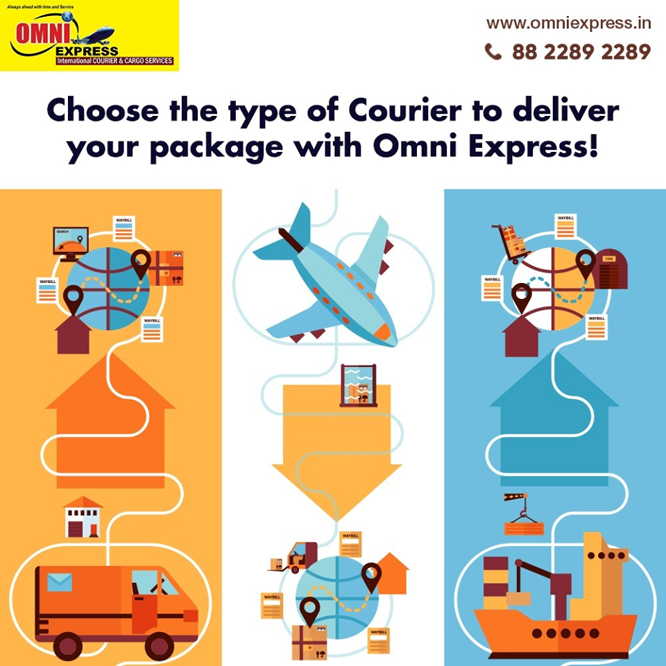 Omni Express offers a wide range of services to deliver