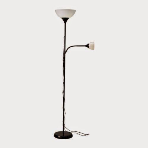 Sale off 54 ikea not floor uplight or reading lamp black white sale off 54 ikea not floor uplight or reading lamp black aloadofball Images