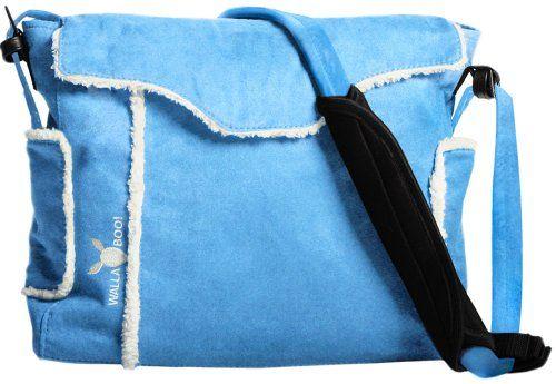 #bebes Wallaboo WNN.0306.106 – Bolsa pañal, color azul