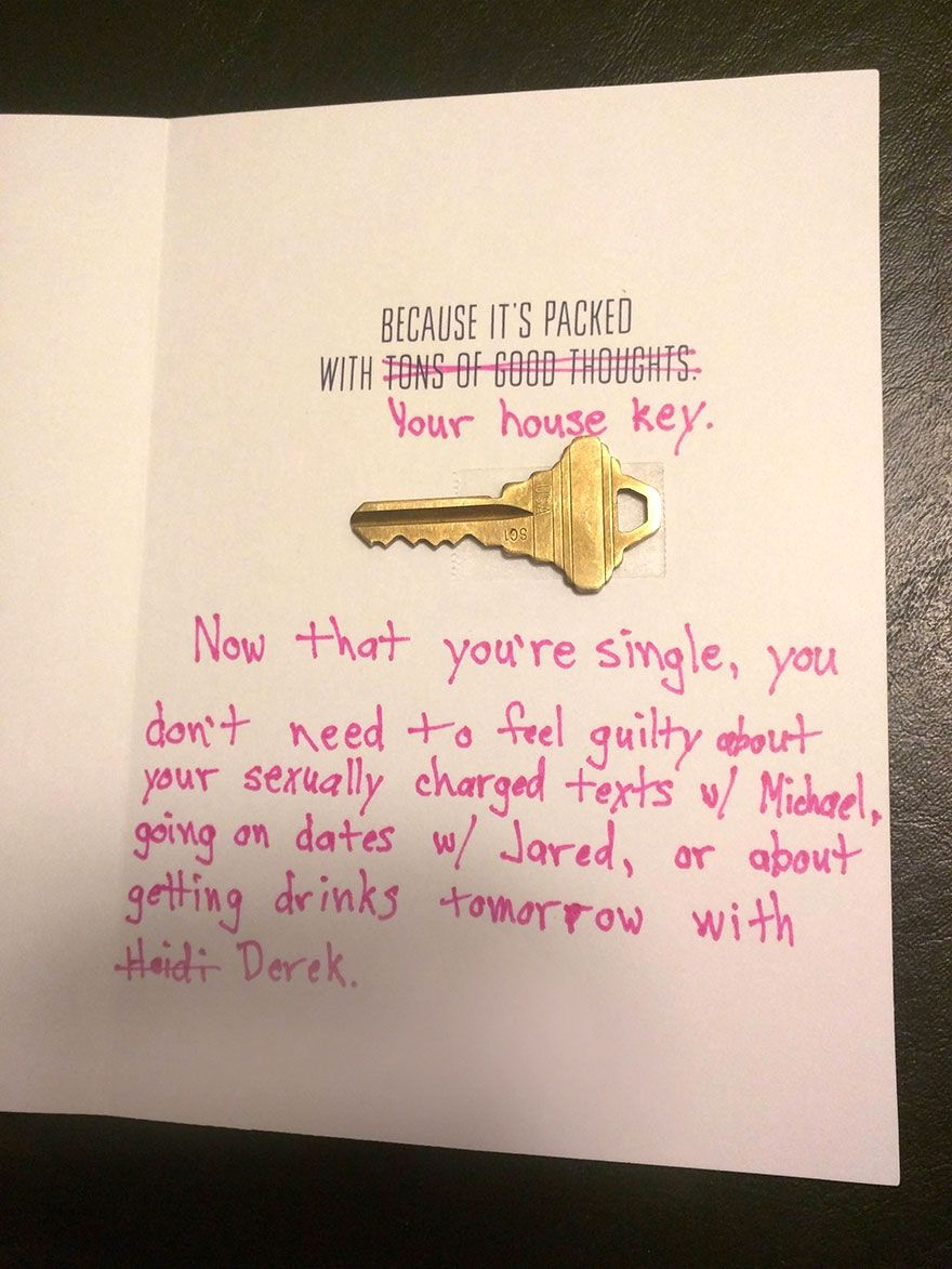 guy finds out his girlfriend is cheating creates this