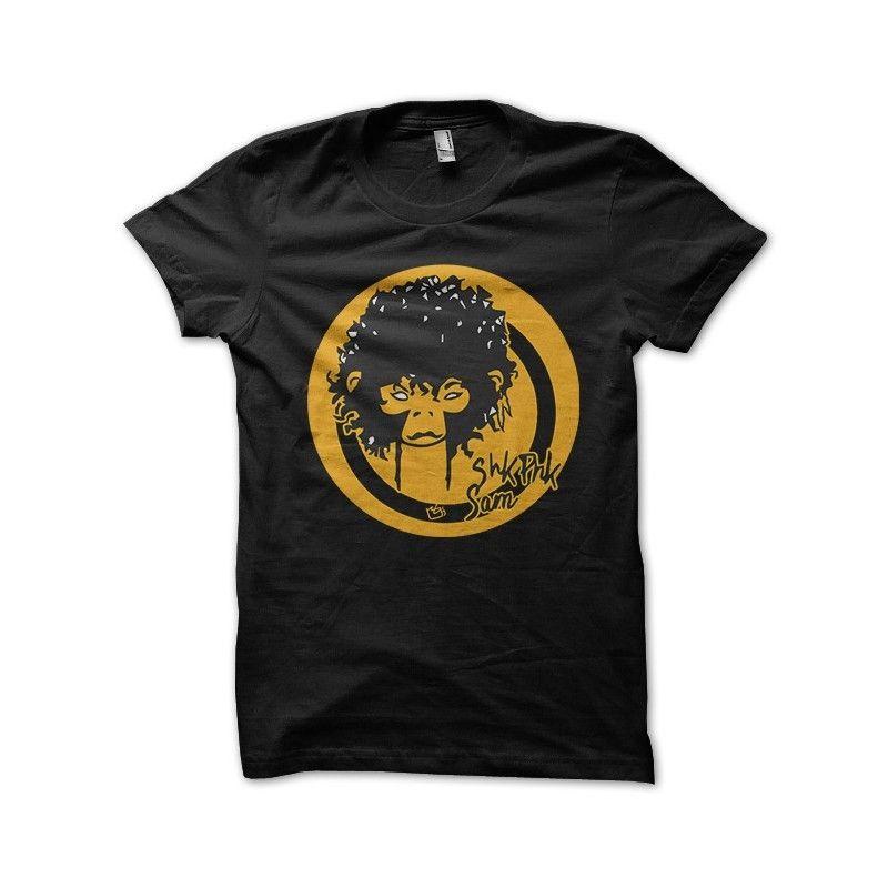 tee shirt Shaka Ponk - Sam   T shirt