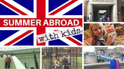 TPcraft.com: Summer Abroad with Kids :: London SeaLife Aquarium...