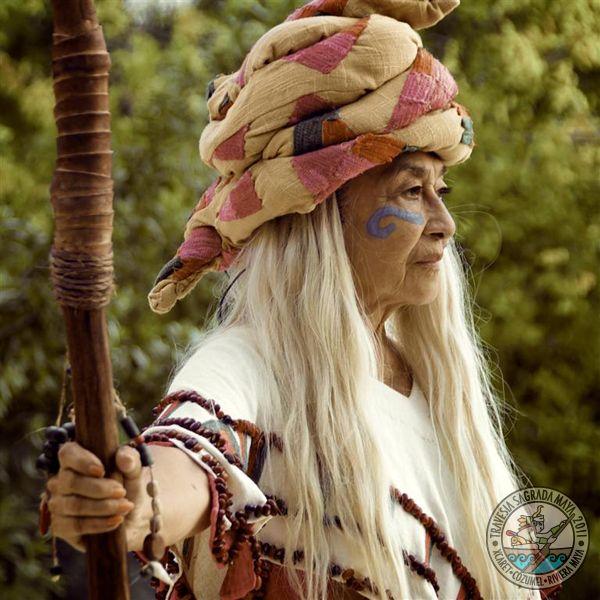 Ixchel Known As Ix Chebel Yax, Ix Hunic  Ix Hunieta -4288
