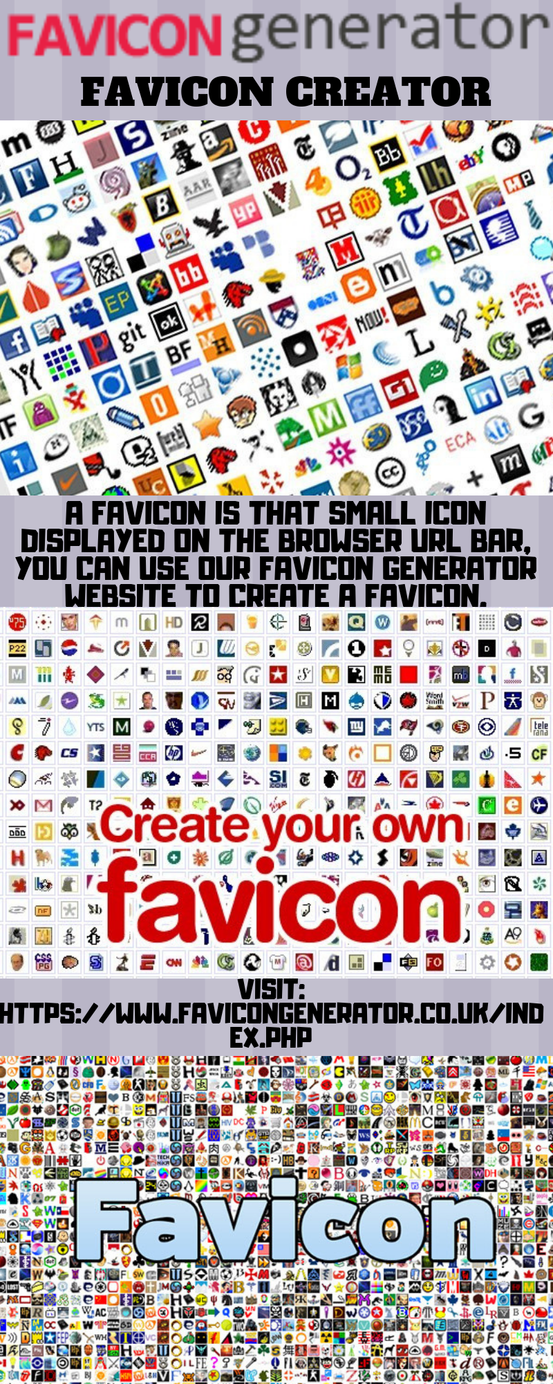 Favicon Creator Browser Icon The Creator Small Icons