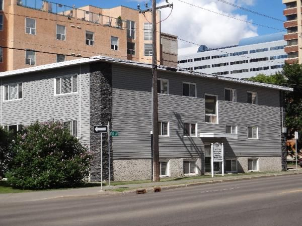 Downtown Edmonton apartments for rent. Oliver 1 bedroom ...