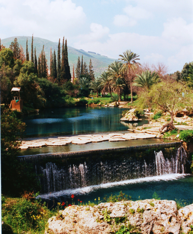 Beautiful nature Sakne Israel