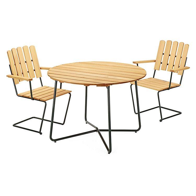 Schwedischer Gartentisch Gartentisch Manufactum Tisch