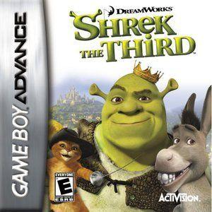 Shrek The Third Game Boy Advance Game Getting My Game On
