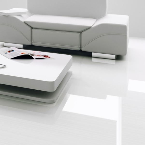 High Gloss Flat Edge White Laminate Flooring C500 Restaurantflooringpattern White Laminate Flooring White Laminate High Gloss Floors