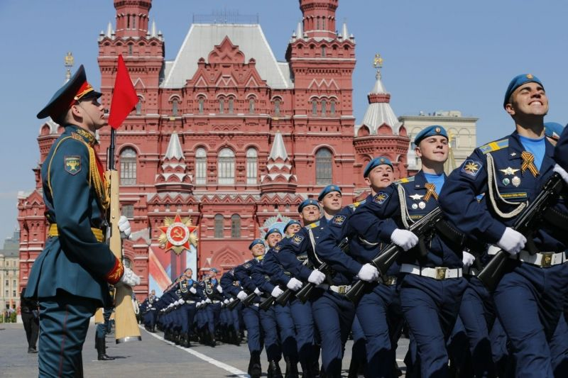 Rusko si Dňom víťazstva pripomína 71. výročie kapitulácie nacistického