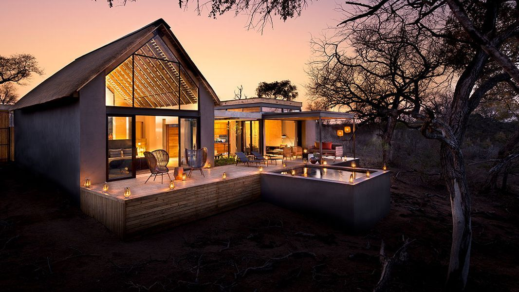 South African Private Game Reserve With Four Luxury Safari Lodges Located  Within The Sabi Sand Game