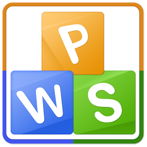 Kingsoft Office worp processing Android App. Free