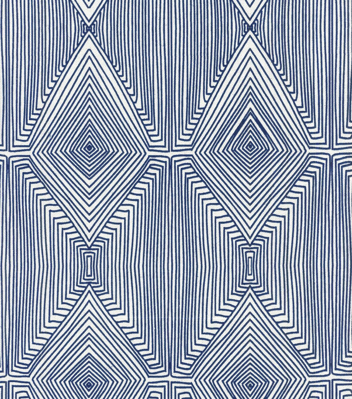 Nate Berkus Home Decor Print Fabric Linea Paramount