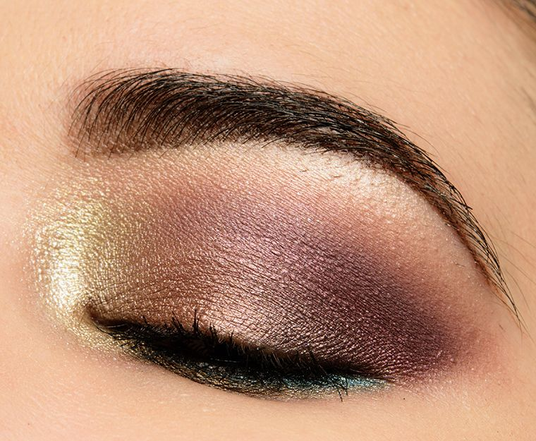Pat McGrath Divine Decadence Eyeshadow Look | Temptalia