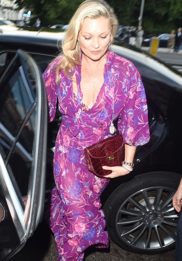 Hermosa Vestido De Fiesta De Kate Moss Bosquejo - Colección del ...