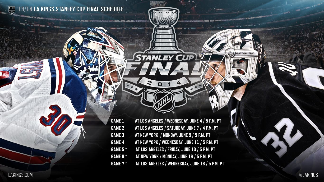 La Kings Wallpapers Nhl Stanley Cup Finals New York Rangers