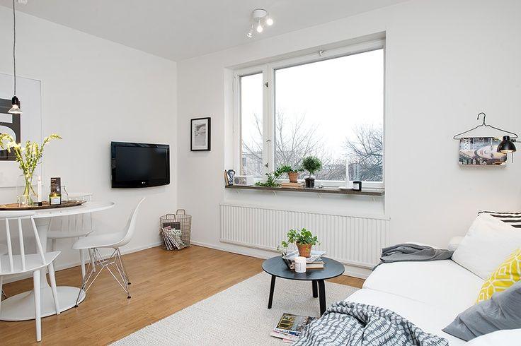 Tips om je kleine woonkamer zo goed mogelijk te benutten - Roomed ...