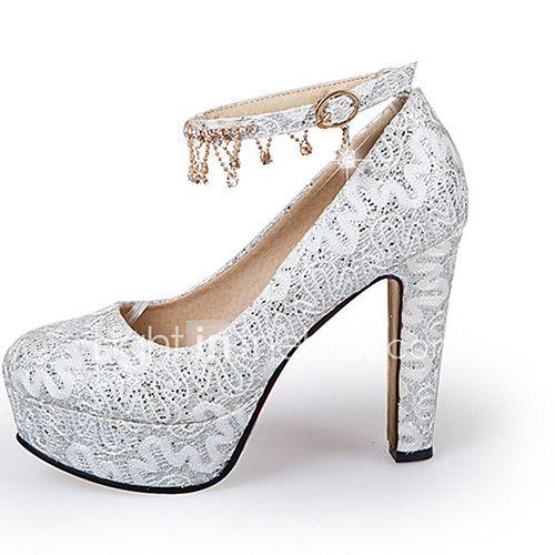 Broche Pin de Mujer Damas Forma de Zapatos de Tacón Alto Cristal Diamante de Imitación - 1 t7JdUUnB6y