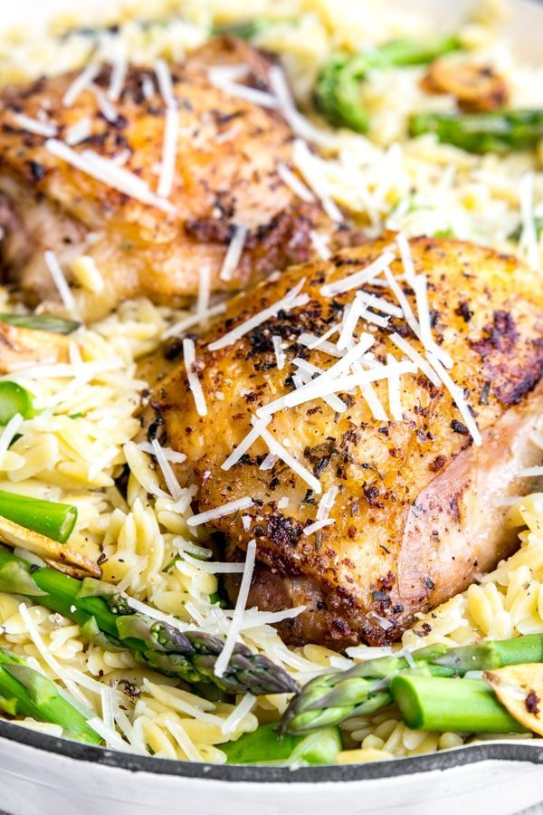 12 One Dish Chicken Dinners For Busy Weeknights images