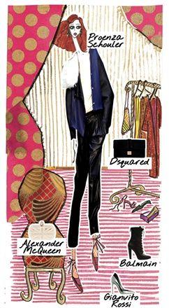 The Vogue Dolls @ NYFW - Vogue.it