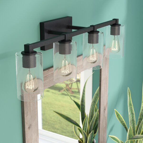 Mcdowell 4-Light Vanity Light