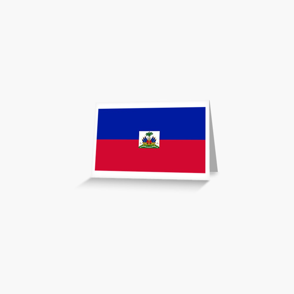 Haiti Flag Haitian Flag Haitian Gifts Drapeau D Haiti Drapo Ayiti By Gracetee Redbubble In 2020 Haiti Gift Haiti Haitian Flag