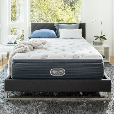 Sleep 10 Plush Innerspring Mattress Mattress Sets Mattress