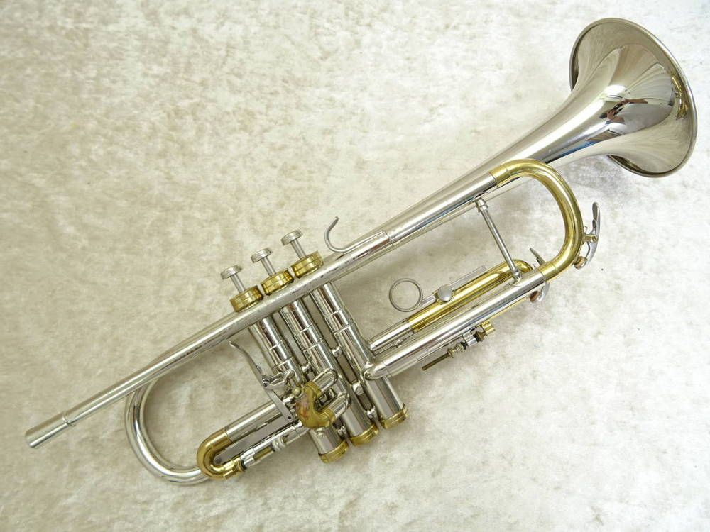 Rare C G CONN Connstrllation 38B Trumpet From Japan Free