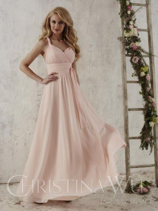 b71929c7b85 Christina Wu Occasions 22702 Christina Wu Bridesmaids Wedding Gowns ...