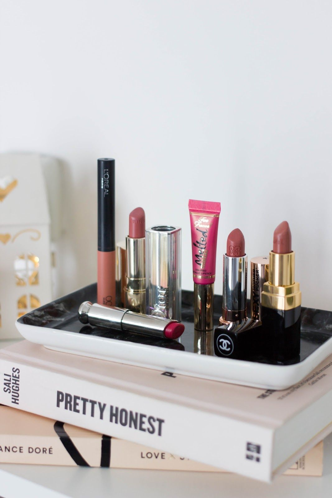The Spring Lip Wardrobe