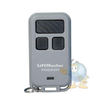 Liftmaster Passport 2 0 Max W Hid Remote Liftmaster Remote Remote Control