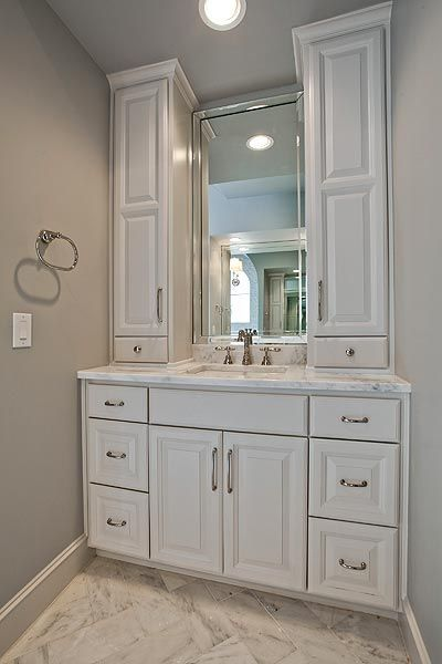 Coats homes highland park texas lily ann bathroom - Preston hardware bathroom vanities ...