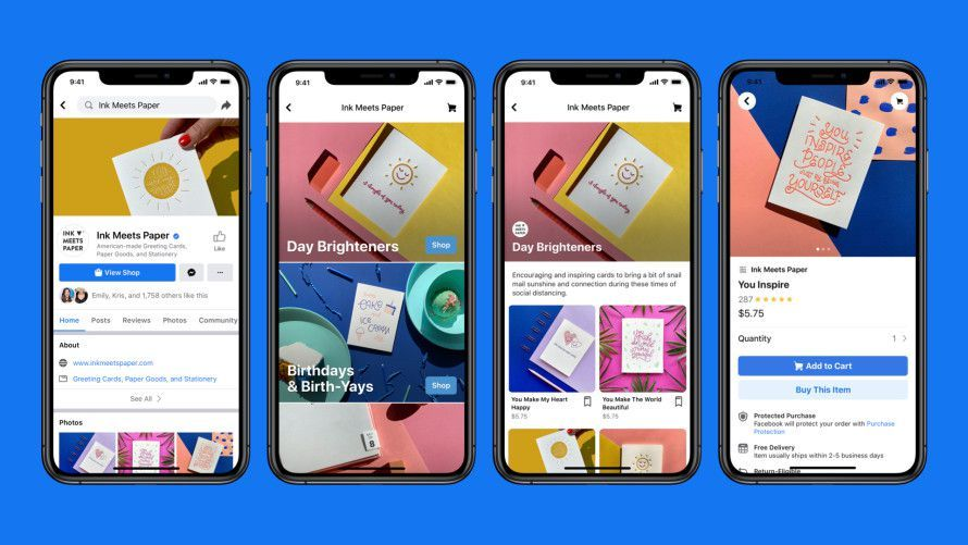 Facebook Making It Easier to Shop in Facebook and