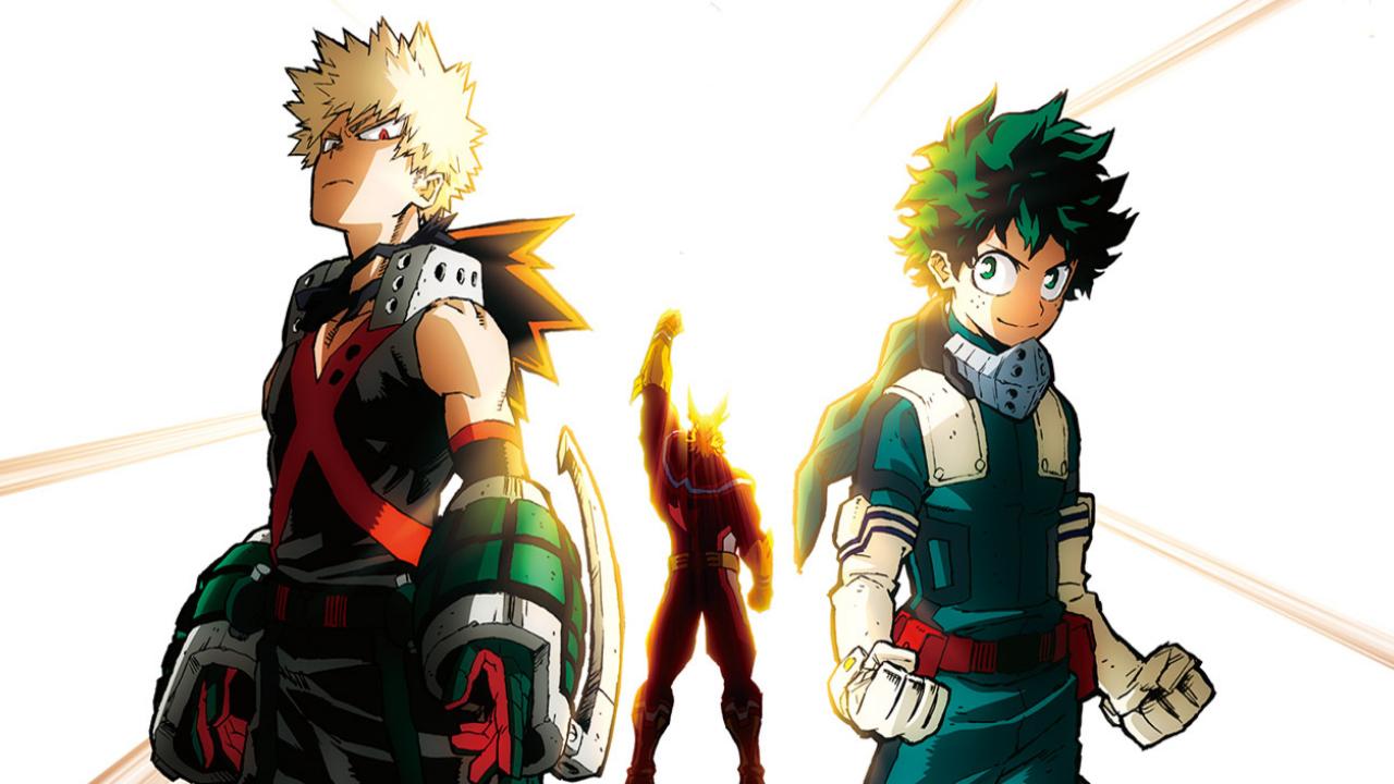 My Hero Academia Heroes Rising My Hero Hero Movie My Hero Academia