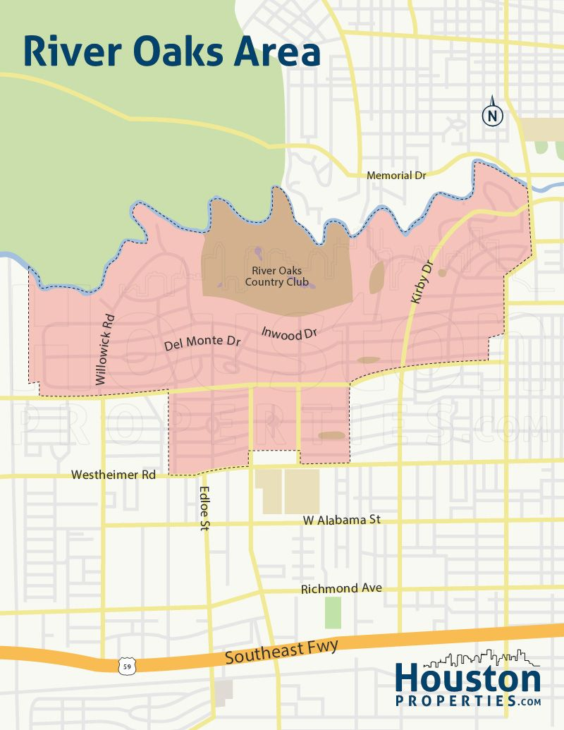 River Oaks Is Houston S Most Expensive Neighborhood River Oaks