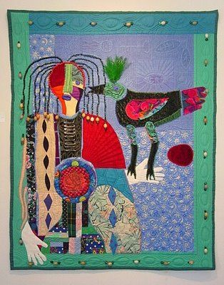 Pamela Allen Art Quilts Sewing Art Quilt Stories